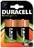 Piles rechargeables accu Duracell